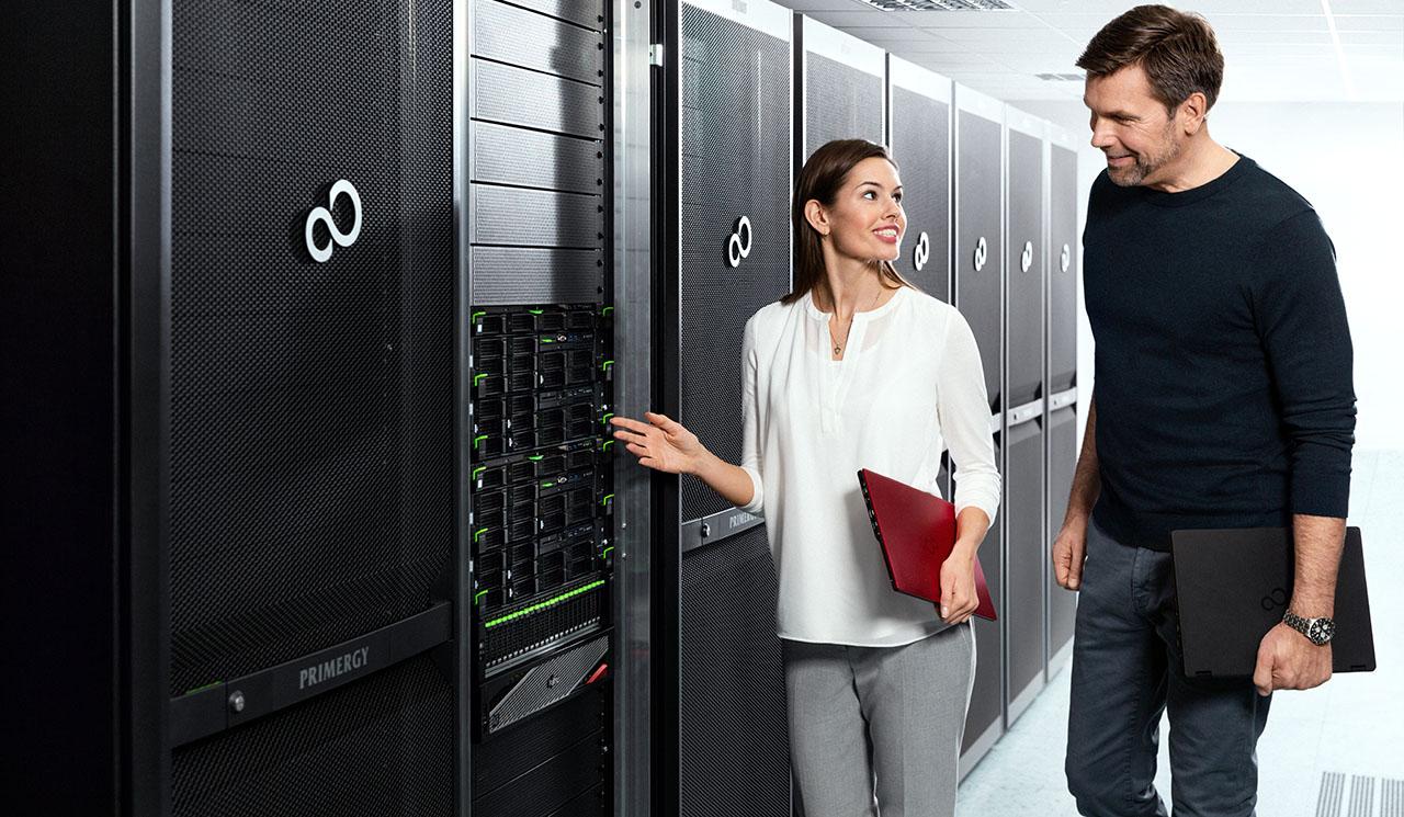 Fujitsu – en utmanare med tillväxt i siktet!